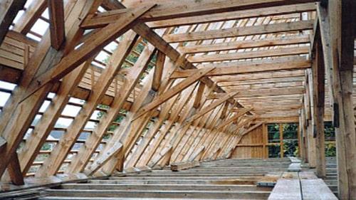 Sanierung Fachwerk + Dachstuhl
