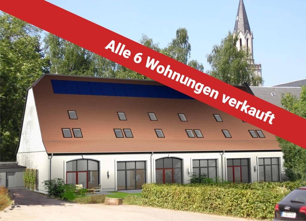 Rittergut Hofscheune 1 Verkauft
