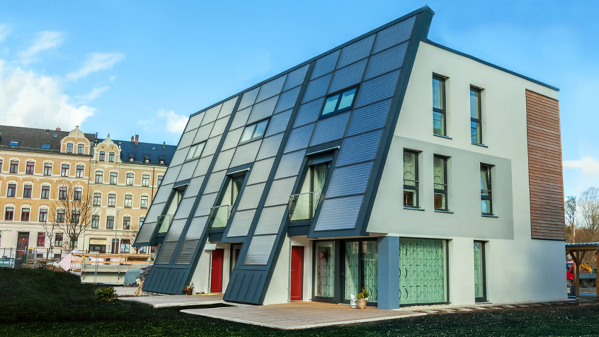 ENERGETIKhaus100® urban in Sachsen