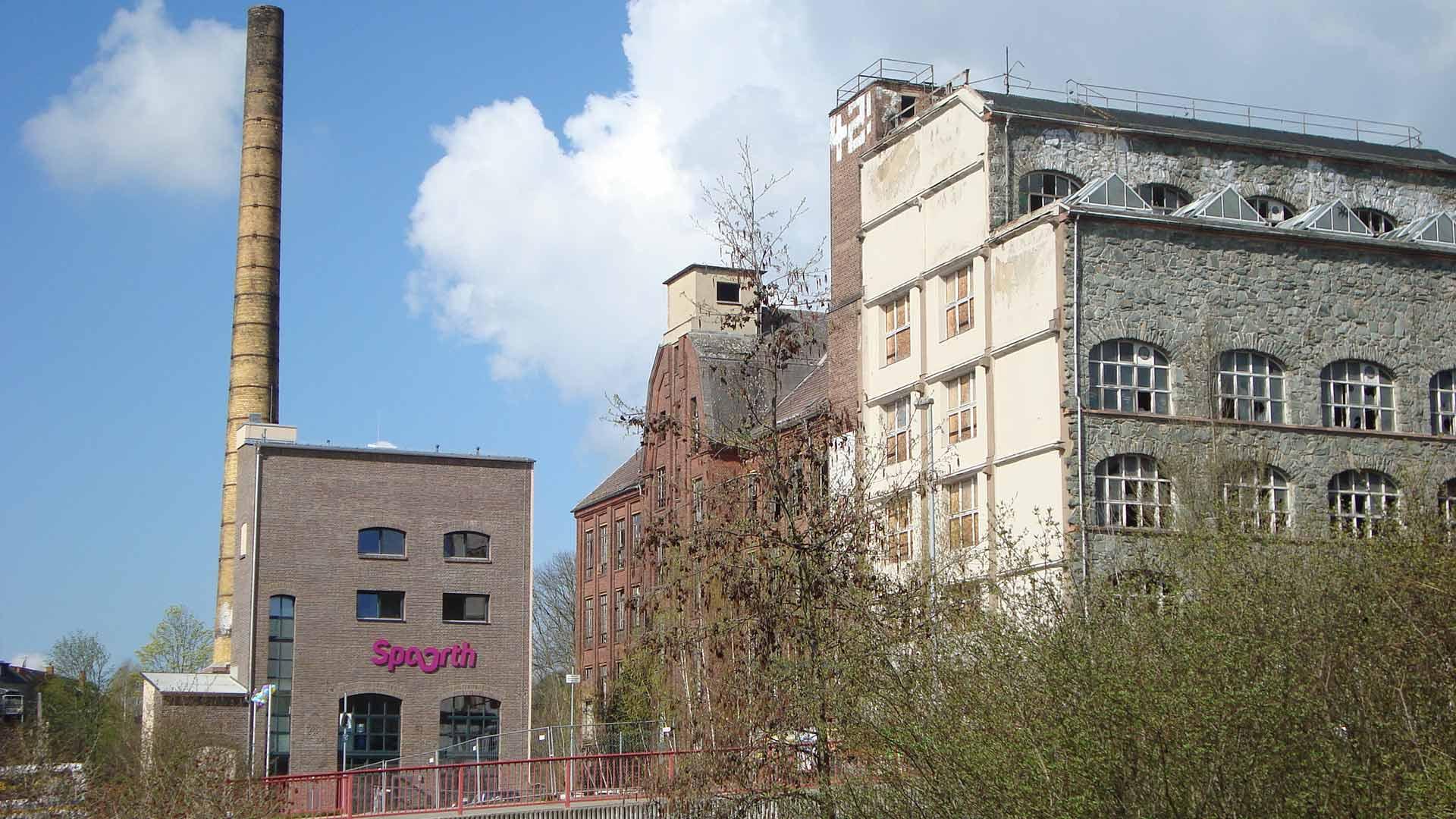 Kohlebunker, Poelzig-Areal - nach Revitalisierung