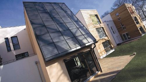ENERGETIKhaus100® urban - Stadthaus in Sachsen