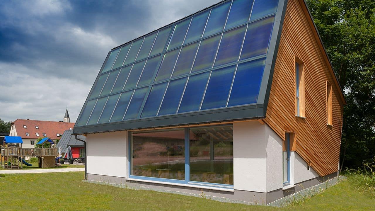 ENERGETIKhaus100® autark II in Sachsen