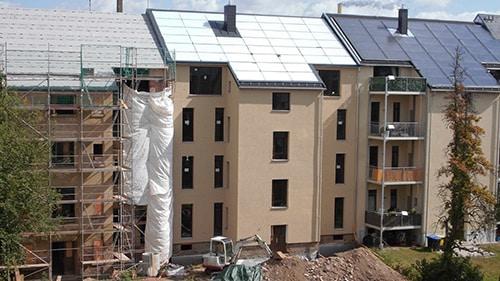 Solares Sanieren