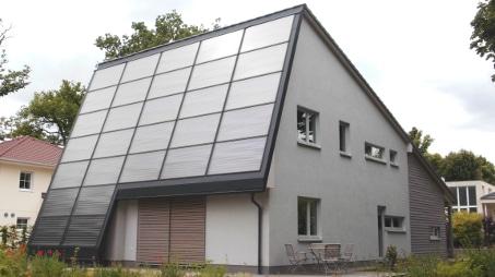 Aktivsonnenhaus® individo in Brandenburg