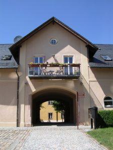 Rittergut Lichtenwalde Schlossallee